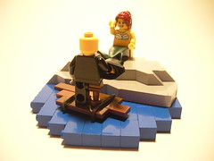 Vignette a day: A captain's story (part 2) (lego27bricks) Tags: two captains day lego story part vignette vig
