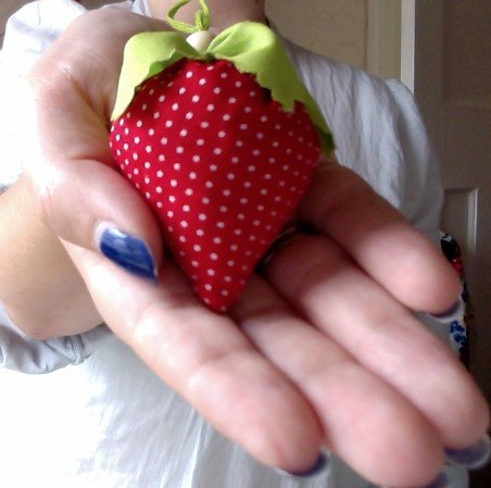 lavender strawberry