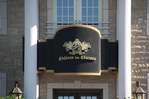 """""""Chateau des Charmes"""" シャトーデシャルム"""
