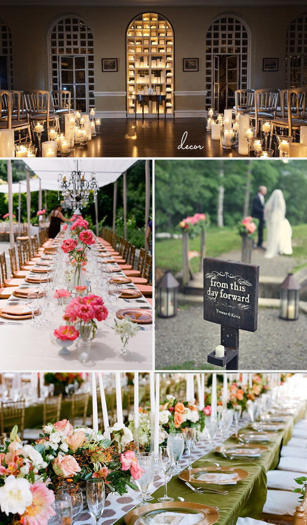 Omaha, Nebraska Wedding Planner decor