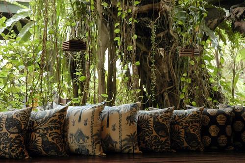 Raintree Spa - Garden