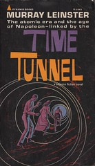 Leinster, Murray - Time Tunnel (exaquint) Tags: tv scifi bookcover