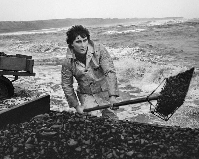 Сhris Killip: морской уголь