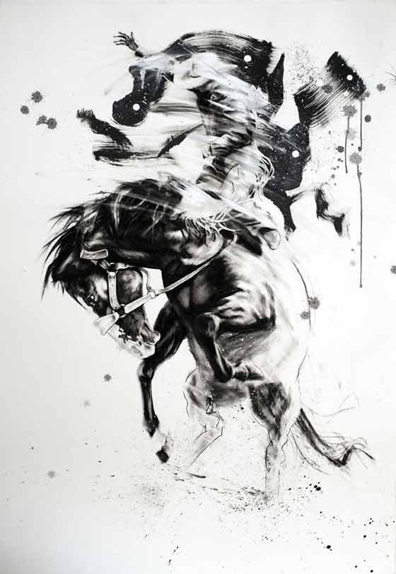 dibujos en blanco y negro