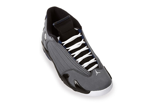 Air Jordan 14 (XIV) Light Graphite/Midnight Navy
