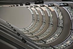 (michael_hamburg69) Tags: glass stairs germany deutschland hotel stair hamburg steps stairway treppe architect step staircase glas hansestadt treppenhaus architekten wendeltreppe steigenberger gerkanmargpartner 199092