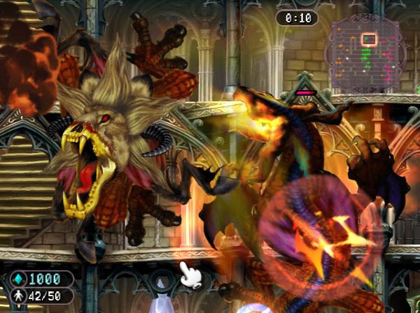 GrimGrimoire - Dragon Chimera