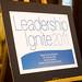 Leadership Ignite Workshop, September 16, 2011