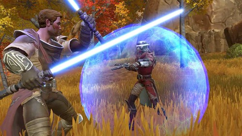Devs Verdict - Who Is Going To Win When Jedi Knight Takes On The Bounty Hunter In SWTOR?
