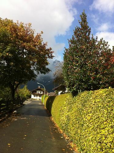 Herbst-Impressionen im Oktober - 3 Minuten vor Winter