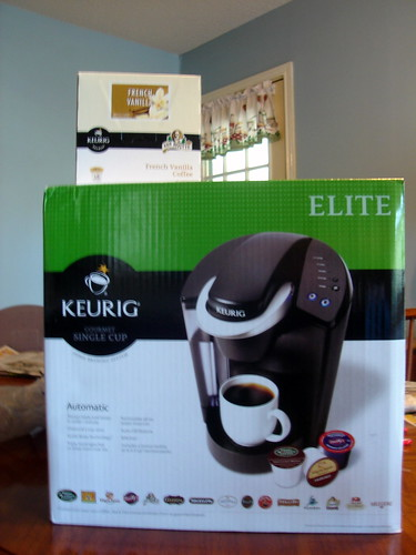 My New Keurig