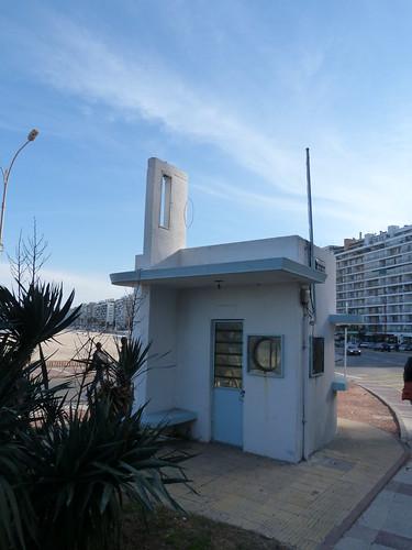 Police Kiosk, Pocitos