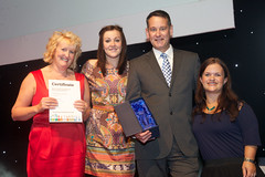 Bolton Sport and Physical Activity Awards 2010 - Club of the Year - Forrest Badminton Club