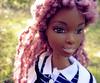229 (Alrunia) Tags: dreadlocks toy doll nikki ooak barbie yarn christie asha dreads fashiondoll mattel aa shani reroot caligirl restyle 16thscale playscale