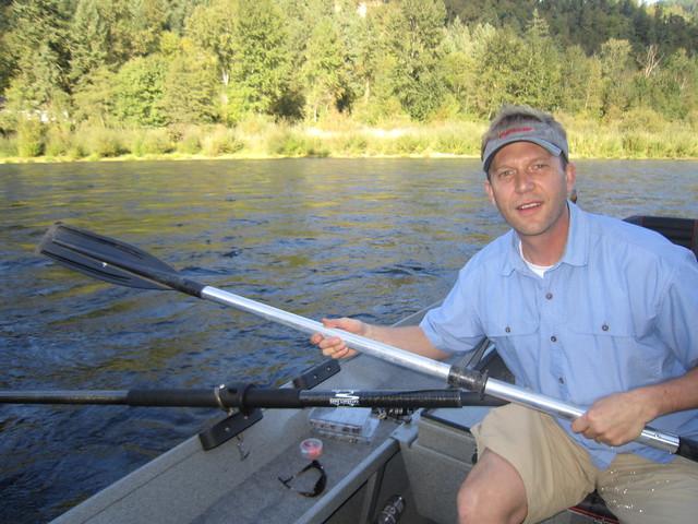 Shipman Spare oar
