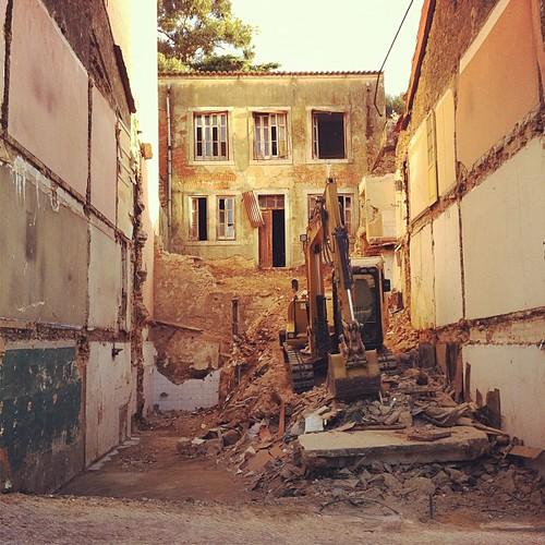 O irresistível fascínio das casas velhas