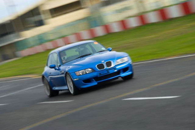 2002 BMW M Coupe | Estoril Blue | Black | South Africa | ACS AC Schnitzer