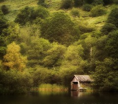 The Boathouse (vesna1962) Tags: england mountain lake nature landscape scenery grasmere hill lakedistrict cumbria boathouse thelakes artistictreasurechest magicunicornverybest magicunicornmasterpiece sbfmasterpieces pipexcellence