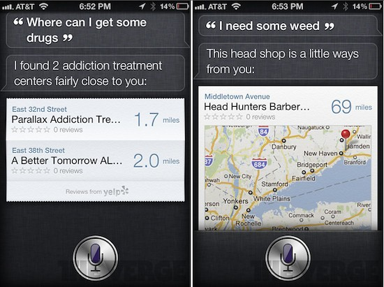 stuff siri says takes on a life of its own edible apple