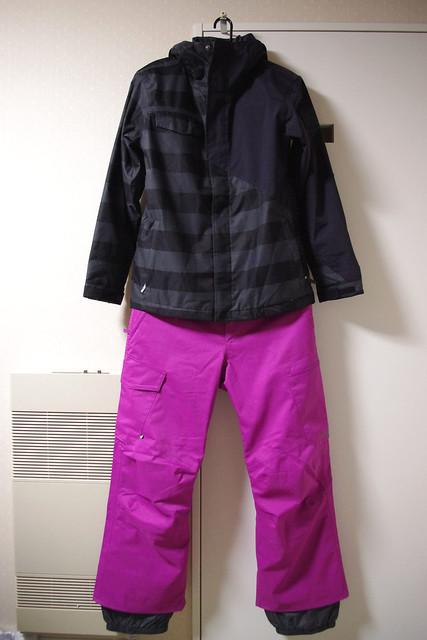 2012' Snowboard Wear