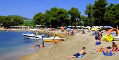 Ibiza (Eivissa) (Cervusvir) Tags: espaa beach spain playa ibiza eivissa spanien niu balears mittelmeer islas sea playa santa mar mediterraneo baleares balear
