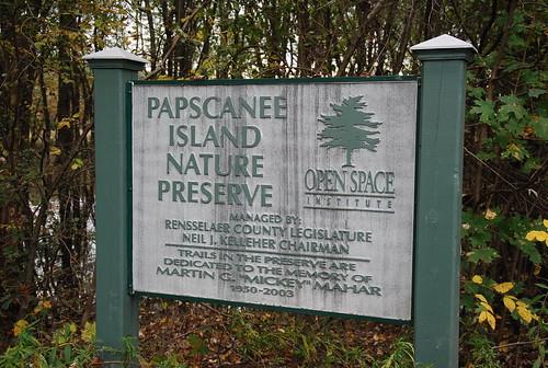 Papscanee Island Nature Preserve