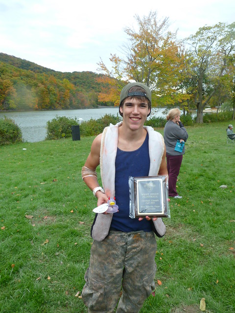 Team 51 storms WestPoint Fall 2011 - Guess who is MVP..... 6256091176_65a96ae820_z