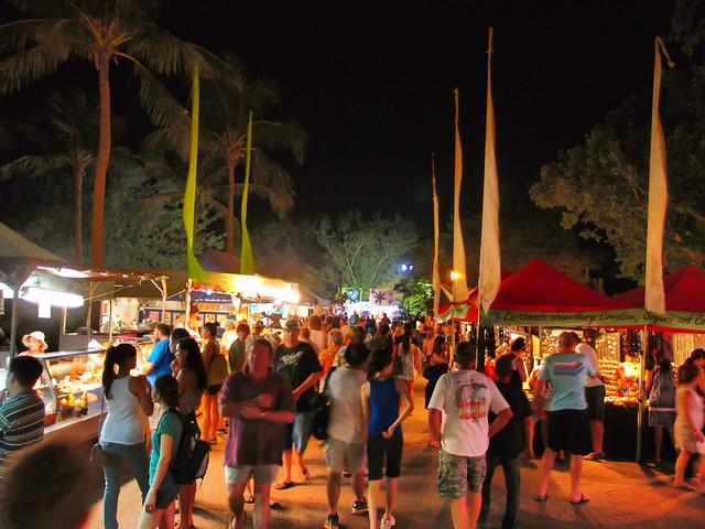 Mindil Beach Markets Sunset, Darwin, Northern Territory