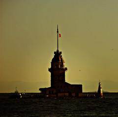 kz kulesi / bir stanbul hatras ('sema) Tags: