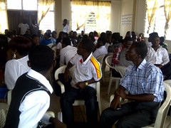 IMG-20111001-00061 (aiesecucc) Tags: youth training coast university young seminar ghana ucc cape conference local leaders aiesec members motivational ltms