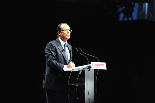 Convention d'investiture de Fran�ois Hollande