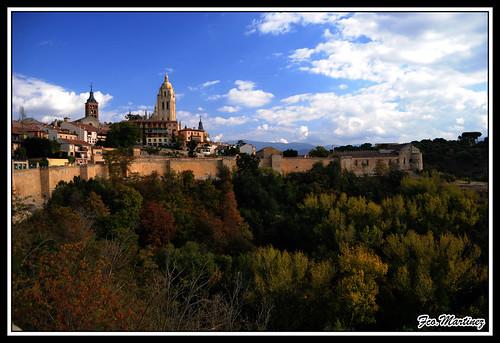 Ronda de Juan II - Segovia