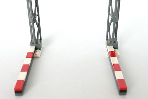 8423 World Grand Prix Racing Rivalry Gate Construction