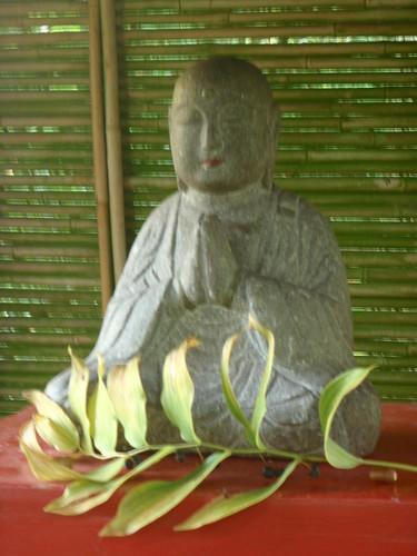Lipstick-ed Buddha