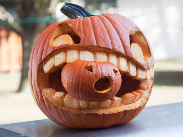 Who's Got the Ugliest Pumkin?