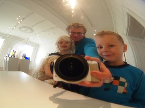 Besøg på Glasmuseet
