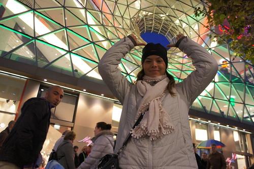 Frankfurt - dia 15/11/2011