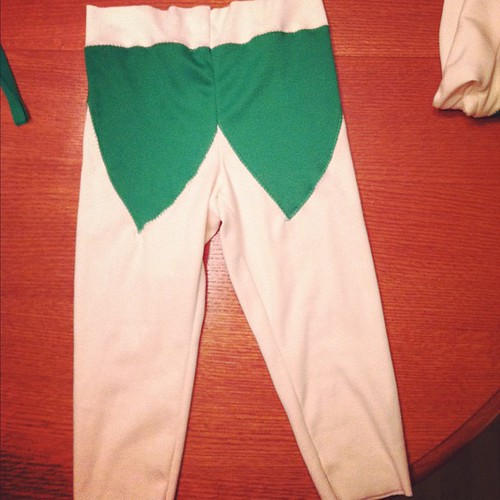 Tinkerbell pj/costume pants for B