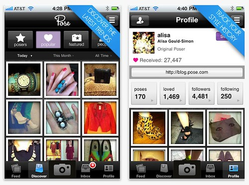 Top Ten Free iPhone Fashion Apps