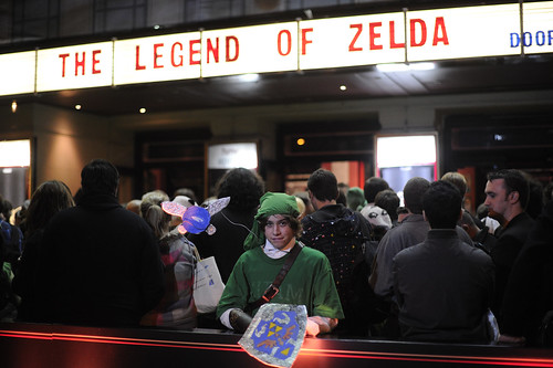 Terrorhawk Zelda