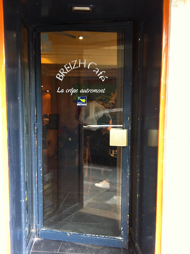 Exterior, Breizh Cafe