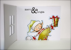 Elf gifts inside (newkidfish (Cathy A)) Tags: letitsnow 30086 30082 40090 fairychristmas pennyblackdt givesharelove 2766h littleelfpresent