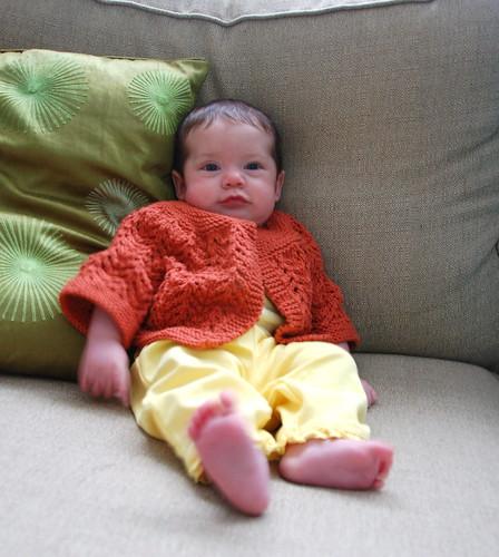 Baby February Sweater