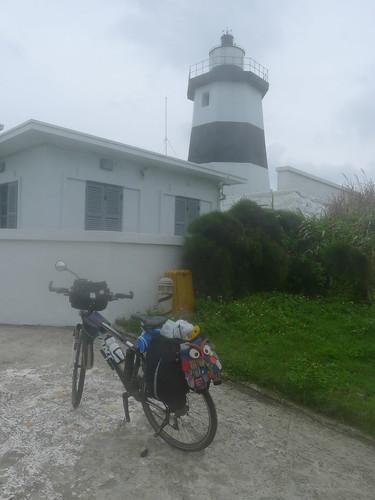 我的單車環島@台灣最北端-富貴角燈塔