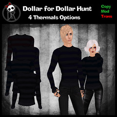dollar for dollar hunt item