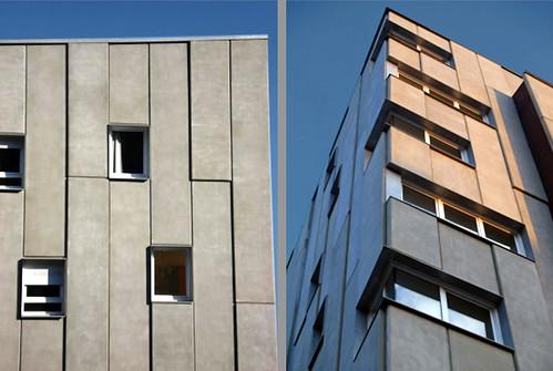 70 viviendas VPO Rekalde, Bilbao 08