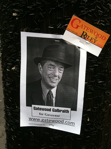Gatewood for Governor - Lexington, Ky.