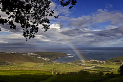 Chasing rainbows... II (Joe Taruga) Tags: ocean clouds geotagged rainbow tea nuvens arcoris azores teaplantation oceano willienelson aores ch smiguel ribeiragrande portoformoso paulwilliams jorgecardoso plantaodech geo:lat=37815918535458856 geo:lon=2542303007174678
