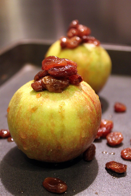Pre Baked Apples