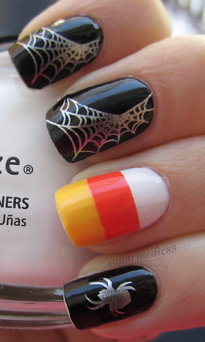 Halloween Nails 2011